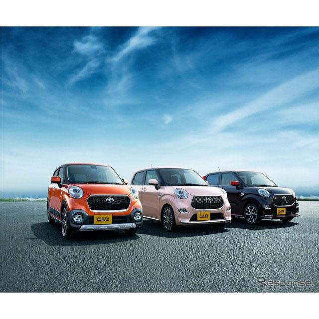 トヨタ自動車は、新型軽乗用車『ピクシス ジョイ』を8月31日に発売した。  ピクシス ジョイは、ユーザー...