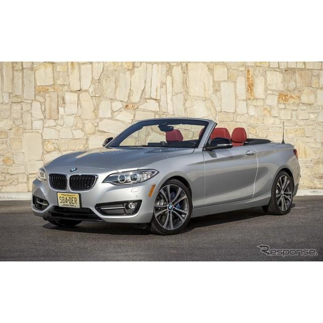 ビー・エム・ダブリュー(BMWジャパン)は、コンパクトオープンモデル『2シリーズ カブリオレ』に、新世代4...