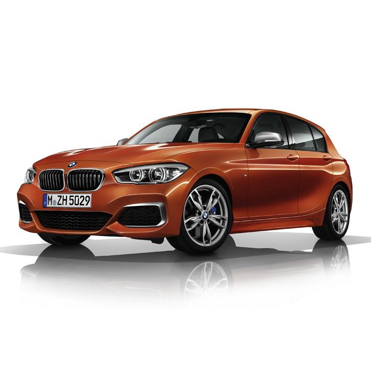 BMWジャパンは2016年9月1日、高性能なコンパクトハッチバック「BMW M140i」とコンパクトクーペ「BMW M240i...