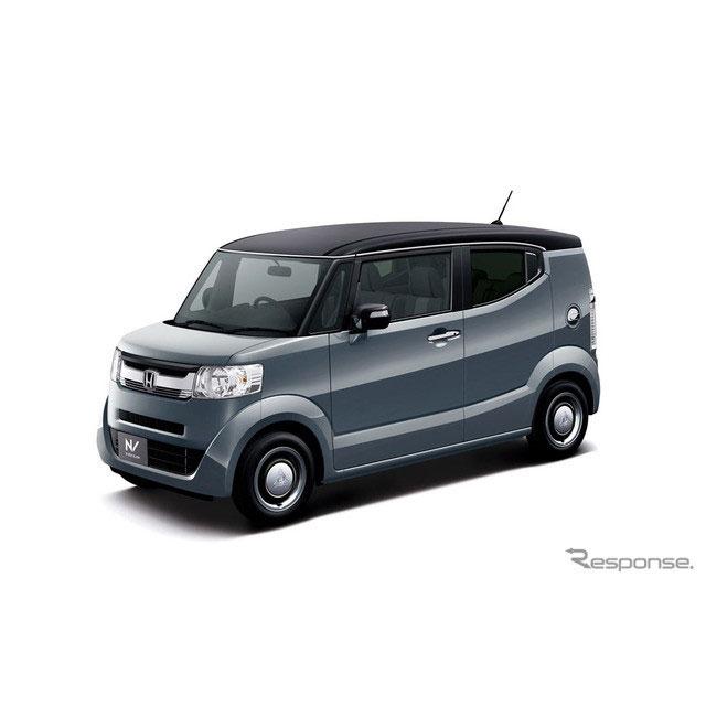 ホンダは、軽乗用車『N-BOXスラッシュ』を一部改良し、9月16日より発売する。  今回のモデルチェンジでは...
