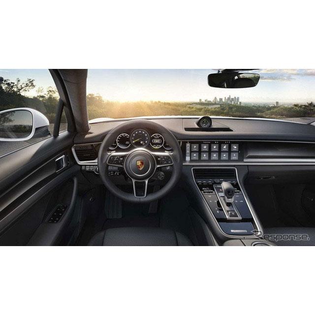 ドイツの高級スポーツカーメーカー、ポルシェが9月29日、フランスで開幕するパリモーターショー16で初公開...