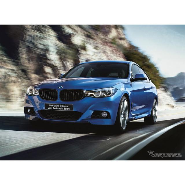 ビー・エム・ダブリュー(BMWジャパン)は、新世代エンジンを搭載する新型『3シリーズ グラン ツーリスモ』...