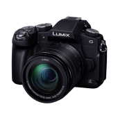 「LUMIX DMC-G8」レンズ装着イメージ