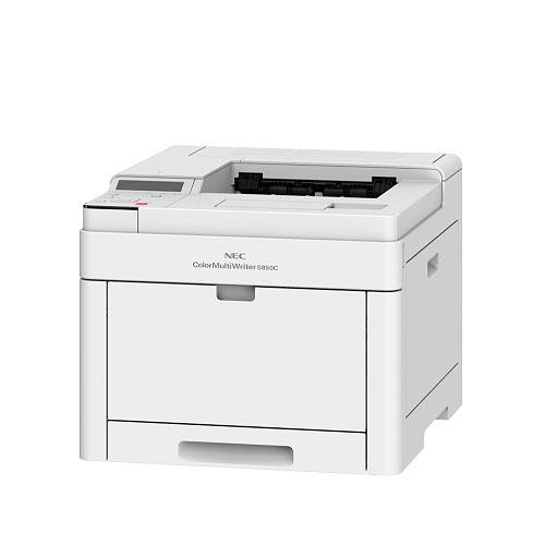 Color MultiWriter 5850C/5800C
