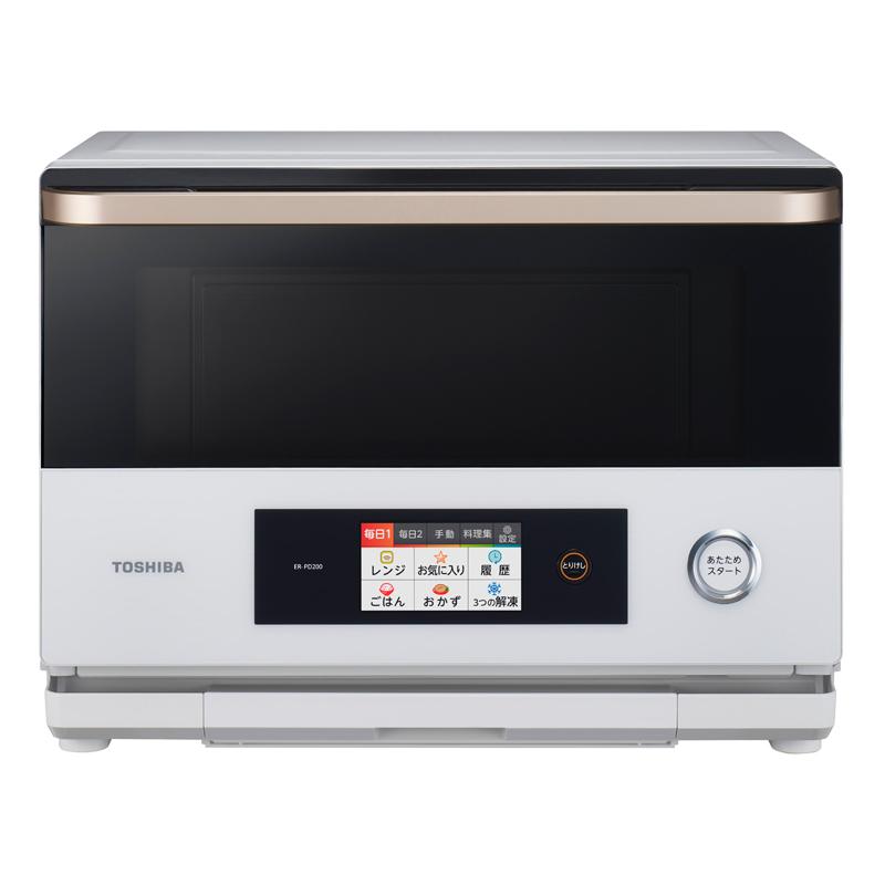 価格.com - 東芝、4.3型タッチ液晶&自動メニュー325個搭載の ...
