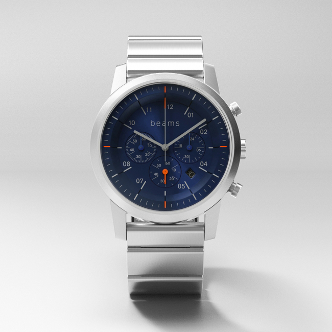 Chronograph beams edition