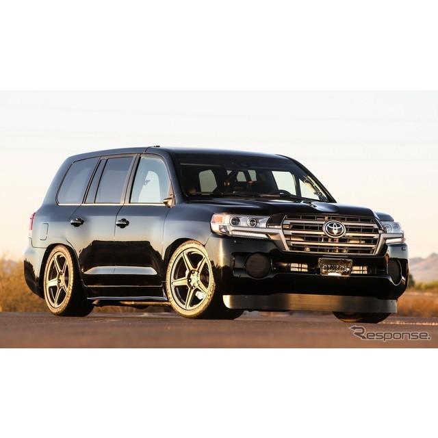 トヨタ自動車の米国法人、米国トヨタ販売は11月1日(日本時間11月2日未明)、米国ラスベガスで開幕したSEMA...