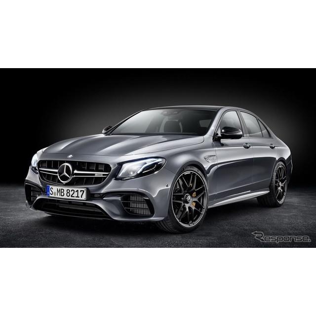 ドイツの高級車、メルセデスベンツは10月末、新型『メルセデスAMG E 63 4MATIC+』の概要を明らかにした。実...