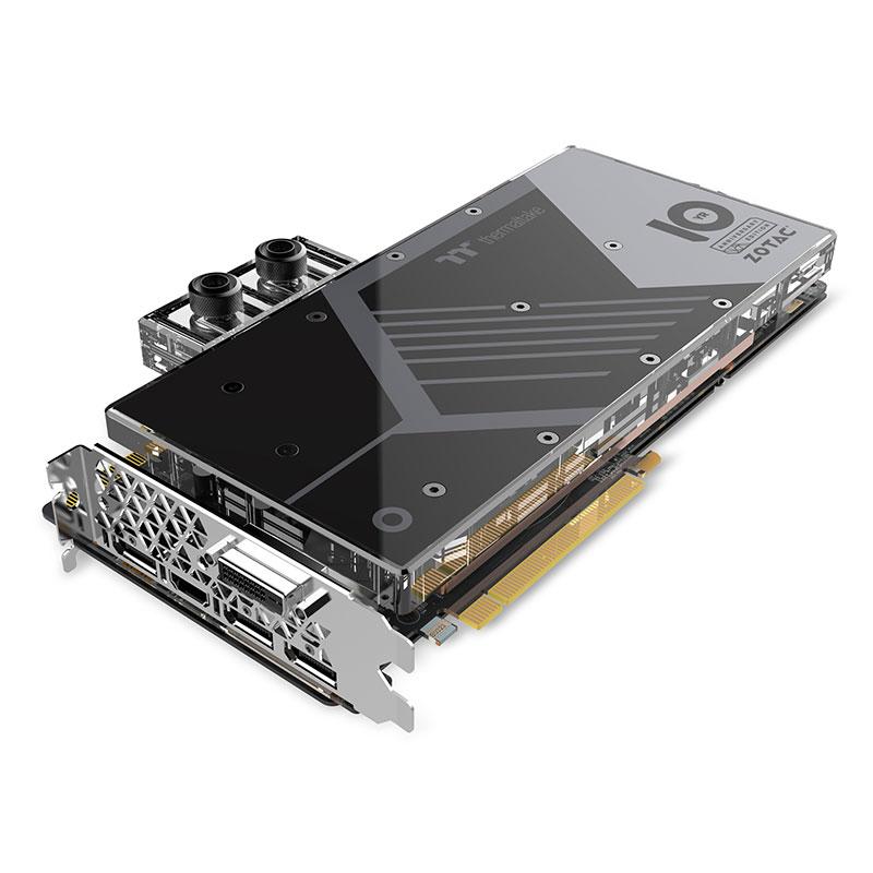 ZOTAC GeForce GTX 1080 ArcticStorm Thermaltake