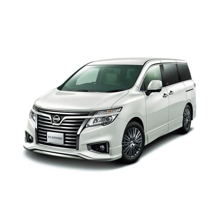 日産自動車は2016年12月19日、「エルグランド」に特別仕様車「ハイウェイスター ホワイトレザーアーバンク...