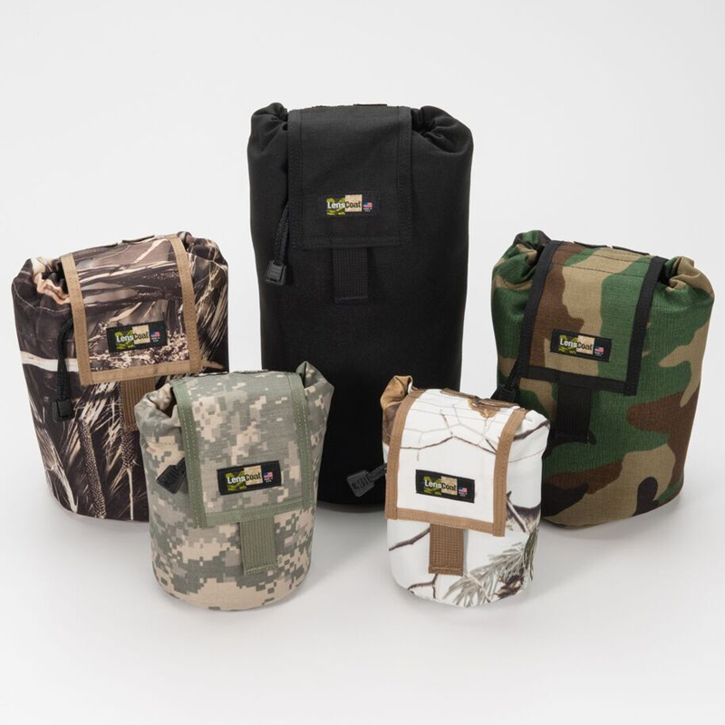「Roll up MOLLE Pouch」イメージ