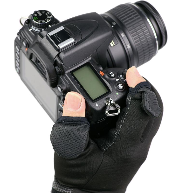 カメラマングローブ Grip Hot Shotイメージ