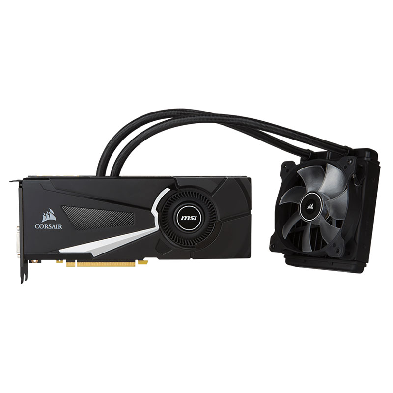 GeForce GTX 1070 SEA HAWK X