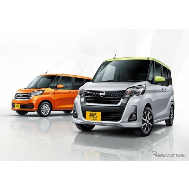 日産自動車は12月21日、『デイズルークス』をマイナーチェンジし、同日より発売すると発表した。  今回の...