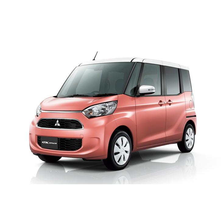 三菱自動車は2016年12月21日、トールワゴンタイプの軽乗用車「eKスペース」に大幅改良を実施し、同日販売を...