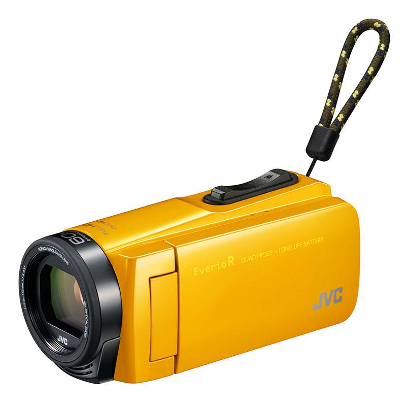 価格.com - JVC、Y字グリップベルトを備えたビデオカメラ「GZ-RX670」「GZ-R470」