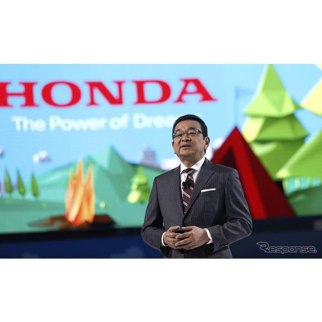 ホンダが米国市場に、新たなハイブリッド専用車を投入する計画を進めていることが判明した。  これは1月9...
