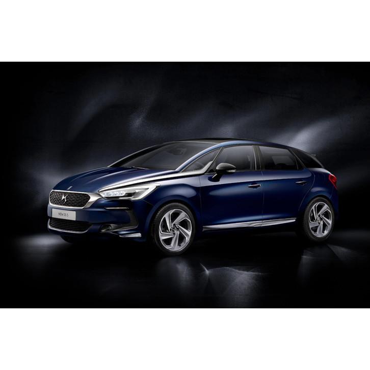 プジョー・シトロエン・ジャポンは2017年1月10日、「DS 5」にディーゼルエンジン搭載モデル「BlueHDi」を設...