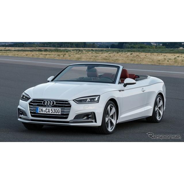 ドイツの高級車メーカー、アウディは1月9日、米国で開幕したデトロイトモーターショー2017において、新型『...