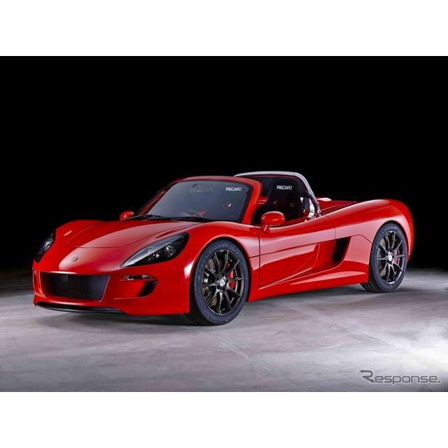 スポーツEV製造・販売のGLMは1月17日、コネクティッドカーの開発で、独ATSアドバンスド・テレマティックシ...