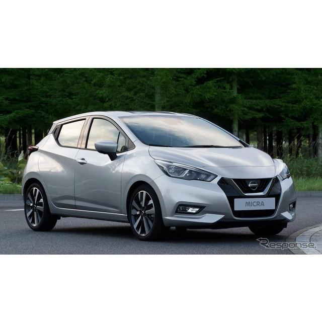 日産自動車の欧州法人、日産ヨーロッパは、新型『マイクラ』(日本名:『マーチ』)の英国価格を公表した。...