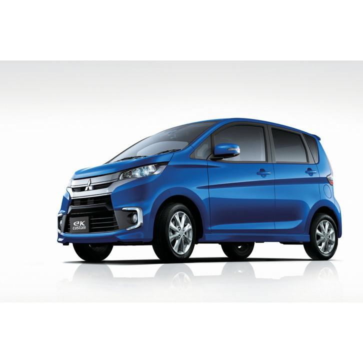三菱自動車は2016年1月26日、軽乗用車「eKカスタム」と「eKワゴン」に一部改良を実施し、販売を開始した。...