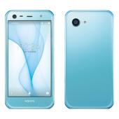 「AQUOS Xx3 mini」(ブルー)