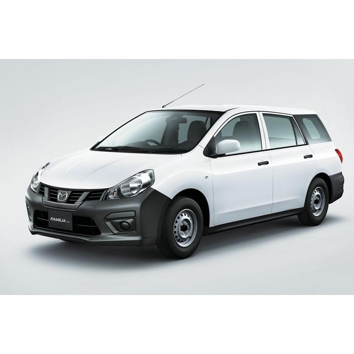 マツダは2017年2月9日、商用車「ファミリアバン」に一部改良を実施し、販売を開始した。   ファミリアバ...