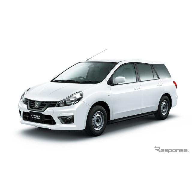 三菱自動車は、商用車『ランサーカーゴ』を一部改良し、2月9日から販売を開始した。  今回の一部改良では...