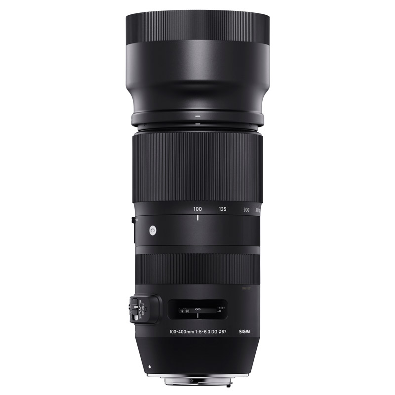 SIGMA 100-400mm F5-6.3 DG OS HSM | Contemporary