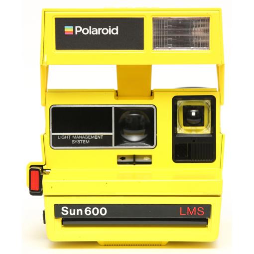 「POLAROID 600」