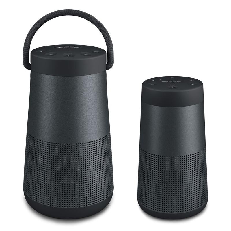 「SoundLink Revolve+ Bluetooth speaker」「SoundLink Revolve Bluetooth speaker」
