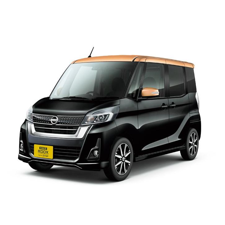 日産自動車は2017年4月25日、軽乗用車「デイズ ルークス」に特別仕様車「Vセレクション」を設定し、販売を...