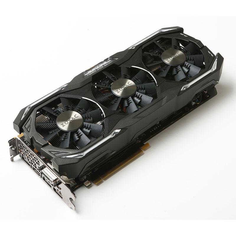 ZOTAC GeForce GTX 1080 AMP Extreme+