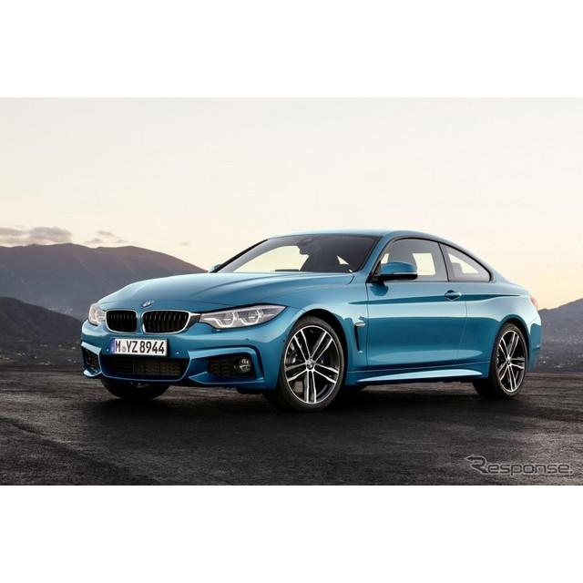 ビー・エム・ダブリュー(BMWジャパン)は、『4シリーズ』改良新型モデルの販売を5月9日より開始した。  ...