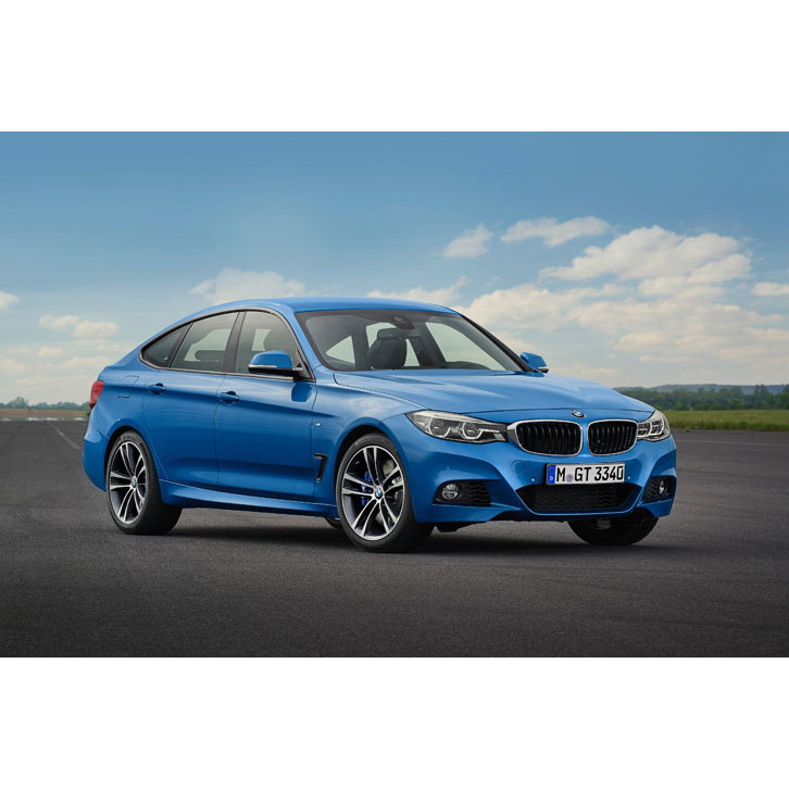 BMWジャパンは2017年5月10日、「3シリーズ グランツーリスモ」のモデルラインナップに「320dグランツーリス...