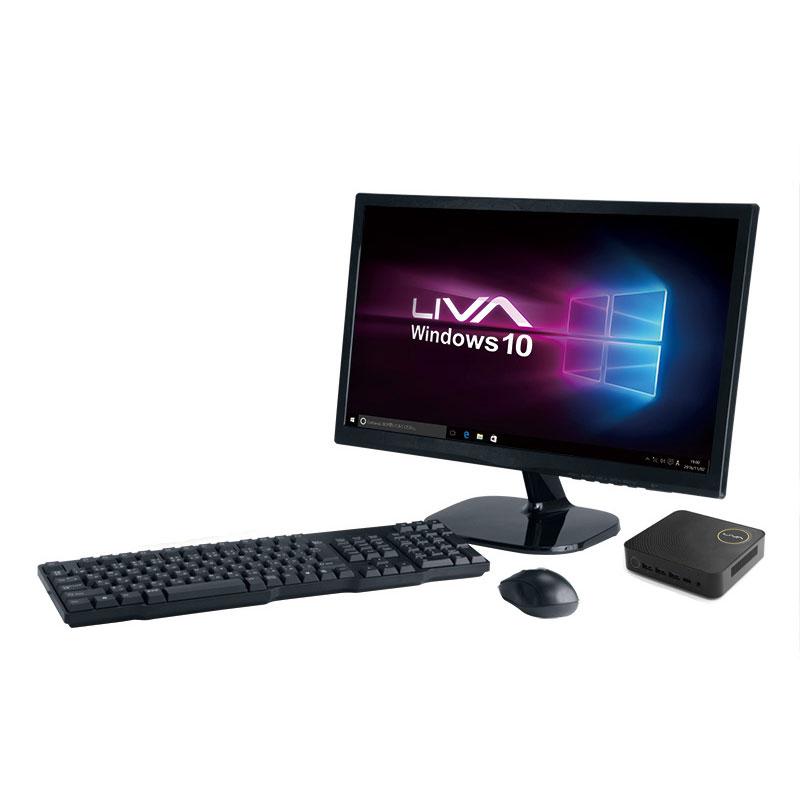 ECS LIVA Z PC SET