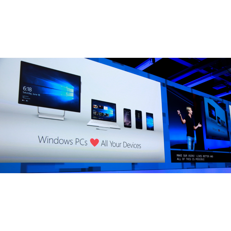 「Windows 10 Fall Creators Update」イメージ