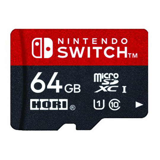 microSDカード for Nintendo Switch 64GB