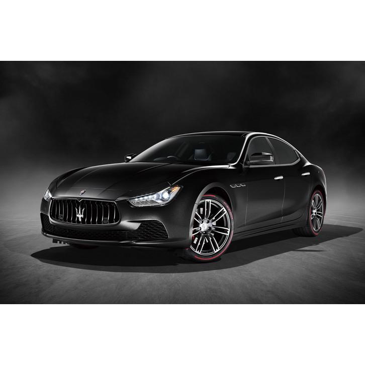 マセラティ ジャパンは2017年6月6日、4ドアセダン「ギブリ」に特別仕様車「スカテナート」を設定し、注文の...