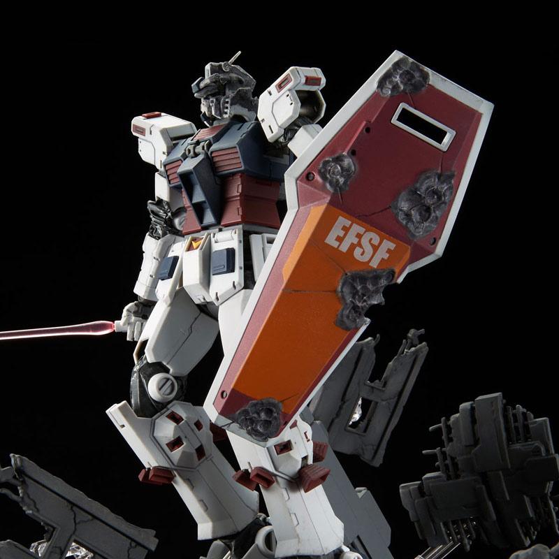 MG 1/100 フルアーマー・ガンダム(GUNDAM THUNDERBOLT版)ラストセッションVer.