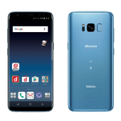 「Galaxy S8 SC-02J」