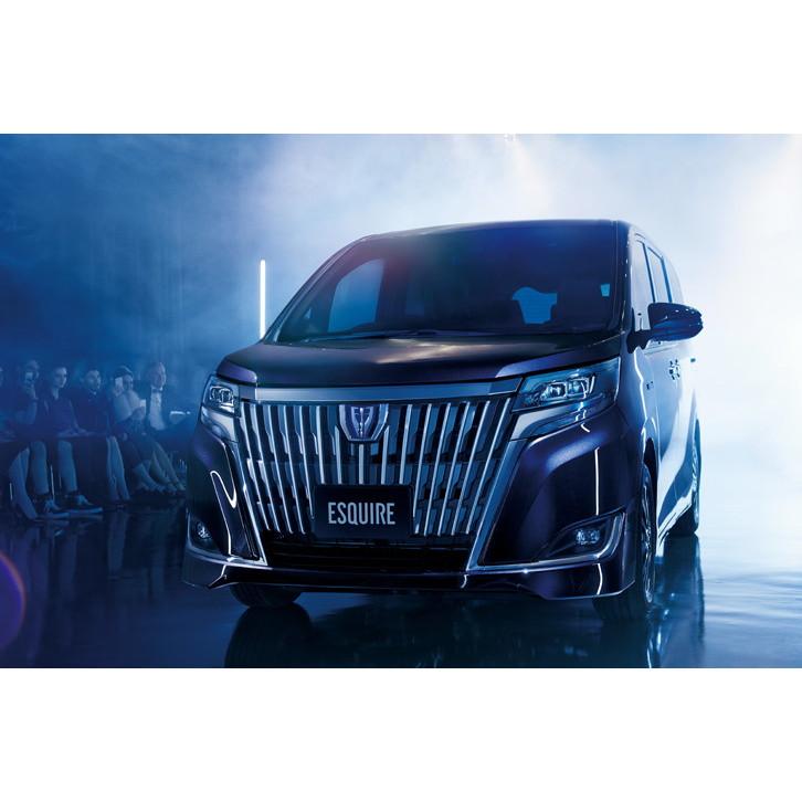 トヨタ自動車は2017年7月3日、箱型ミニバン「エスクァイア」をマイナーチェンジし、販売を開始した。  ■...