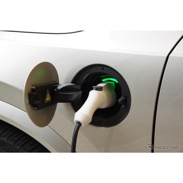 ボルボ・カーズは7月5日、2019年以降に発売する全モデルに、電気自動車、プラグインハイブリッド車、もしく...