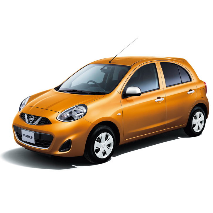 日産自動車は2017年7月5日、コンパクトカー「マーチ」に新グレード「パーソナライゼーション」を追加設定し...