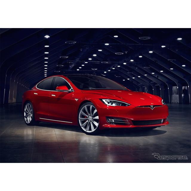 米国のEVメーカー、テスラは7月4日、2017年第2四半期(4〜6月)の新車販売(納車)台数を公表した。  同...
