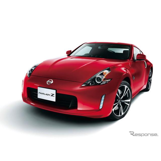 日産自動車は、『フェアレディZ』を一部改良し、7月6日より販売を開始した。  今回の一部改良では、エク...