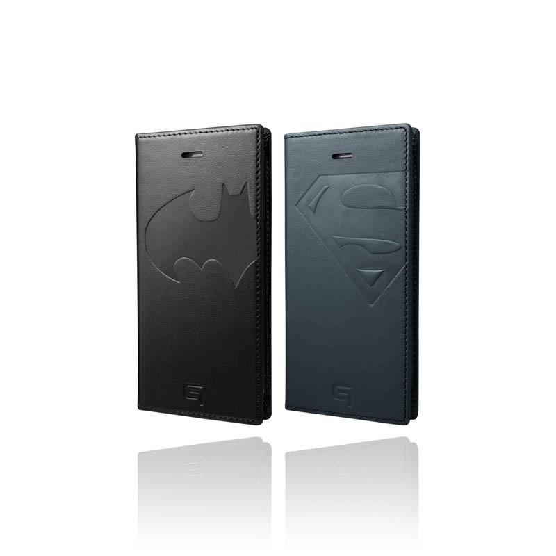 バットマン・スーパーマンとコラボレーションしたiPhone用フルレザーケース