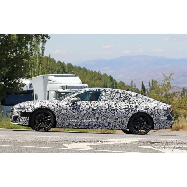 アウディの高級5ドアハッチバック『A7スポーツバック』のハイスペックモデルとなる、『S7スポーツバック』...