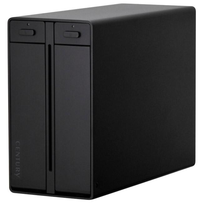 裸族のテラスハウス RAID USB3.1 Type-C CRTS35U31C